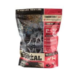 Boreal - 無穀物小型犬鴨鮮肉配方 - 5 磅 到期日:2022-03-23