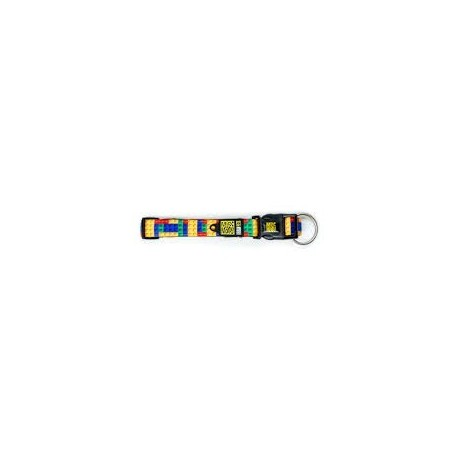Max & Molly - 遊戲紋頸圈 - 中