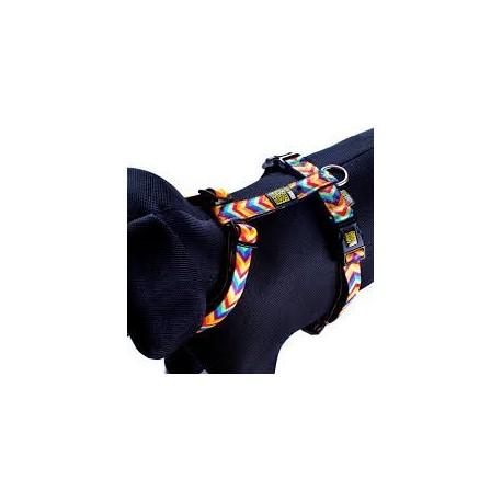 Max & Molly - 夏日紋 H 型胸帶 - 加細