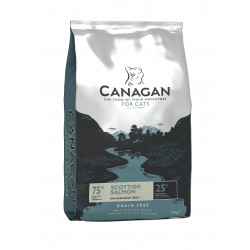 Canagan 原之選 - 全貓無穀物蘇格蘭三文魚 - 4 公斤