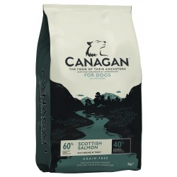 Canagan 原之選 - 全犬無穀物蘇格蘭三文魚 - 12 公斤