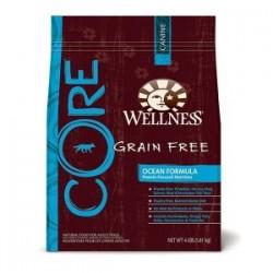 Wellness 寵物健康 - CORE 無穀物皇牌海洋魚配方 - 4 磅