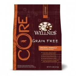 Wellness 寵物健康 - CORE 無穀物原味雞肉配方 - 4 磅
