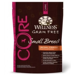 Wellness 寵物健康 - CORE 無穀物小型成犬配方 - 4 磅