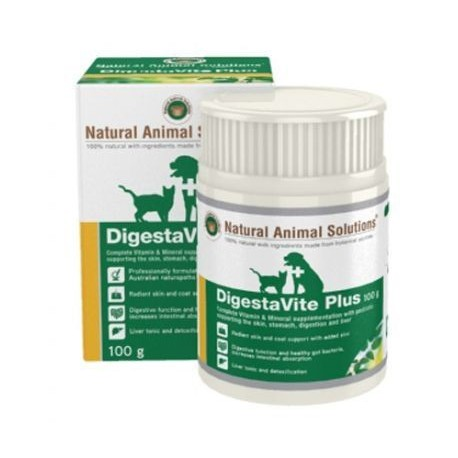 Natural Animal Solutions - 34 整腸護肝粉 - 100 克