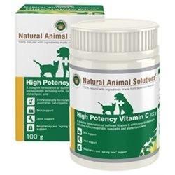 Natural Animal Solutions - 醫療級別白藜蘆醇修護粉 - 100 克