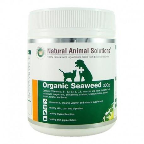 Natural Animal Solutions - 有機海藻粉 - 300 克