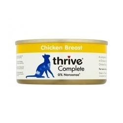 Thrive 脆樂芙 - 整全貓罐頭 (雞胸) - 75 克