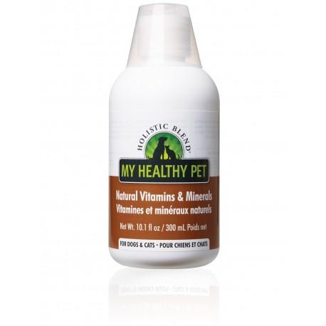 Holistic Blend - 特級天然保健劑 (液體) - 300 毫升