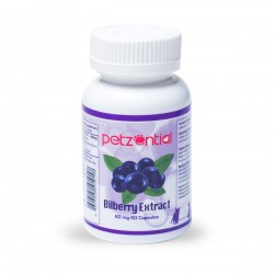 Petzential 必生優 - 藍莓精華素 - 60 粒