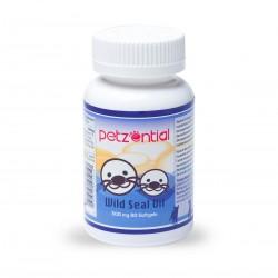 Petzential 必生優 - 野生海豹油丸 - 90 粒