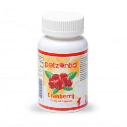 Petzential 必生優 - 蔓越莓精華素 - 60 粒