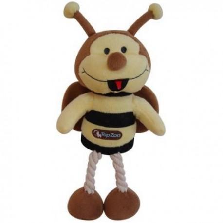 TopZoo - 好朋友系列毛絨玩具 (小蜜蜂) - 啡色和黃色
