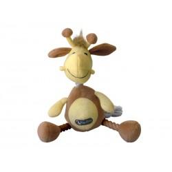 TopZoo - 好朋友系列毛絨玩具 (長頸鹿) - 啡色和黃色