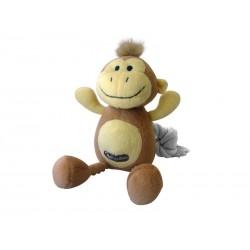 TopZoo - 好朋友系列毛絨玩具 (小猴子) - 啡色和黃色