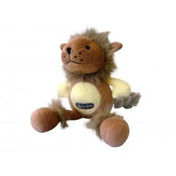 TopZoo - 好朋友系列毛絨玩具 (小獅子) - 啡色和黃色