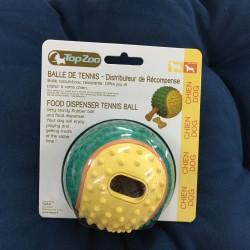 TopZoo - 橡膠玩具網球 - 大