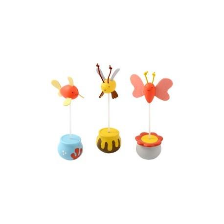TopZoo - 不倒貓玩具 - 蝴蝶