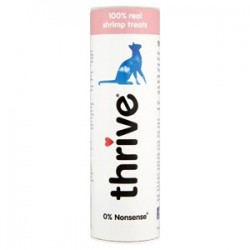 Thrive 脆樂芙 - 冷凍脫水海蝦貓小食 - 20 克
