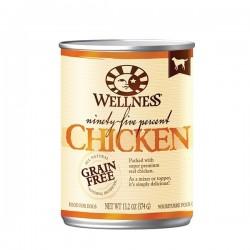 Wellness 寵物健康 - 無穀物 95% 鮮雞肉 - 13.2 安士