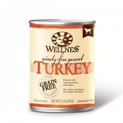 Wellness 寵物健康 - 無穀物 95% 鮮火雞肉 - 13.2 安士