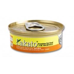 Kakato 卡格 - 雞肉慕絲 - 40 克