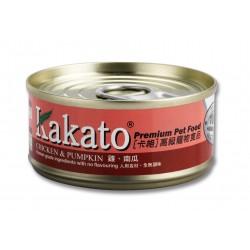 Kakato 卡格 - 雞、南瓜 - 170 克