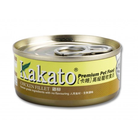 Kakato 卡格 - 雞柳 - 170 克