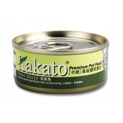 Kakato 卡格 - 吞拿魚 - 70 克