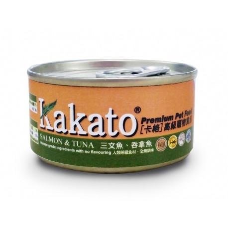 Kakato 卡格 - 三文魚、吞拿魚 - 170 克