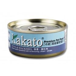 Kakato 卡格 - 吞拿魚、鯖花魚 - 170 克