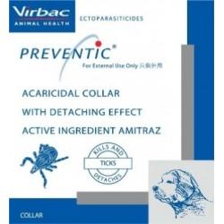 Virbac 維克 - 犬用除蜱帶 - 63.5 厘米