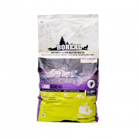 Boreal - 無穀物全犬羊肉配方 - 25 磅