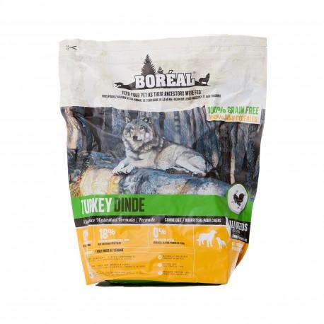 Boreal - 無穀物全犬火雞鮮肉配方 - 8.8 磅