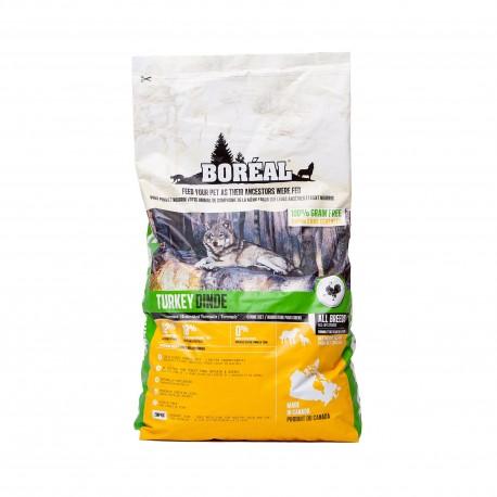 Boreal - 無穀物全犬火雞鮮肉配方 - 25 磅