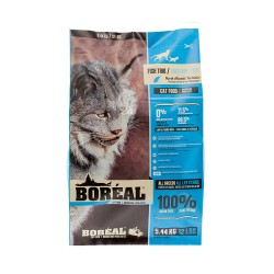 Boreal - 無穀物全貓三魚鮮肉配方 - 12 磅