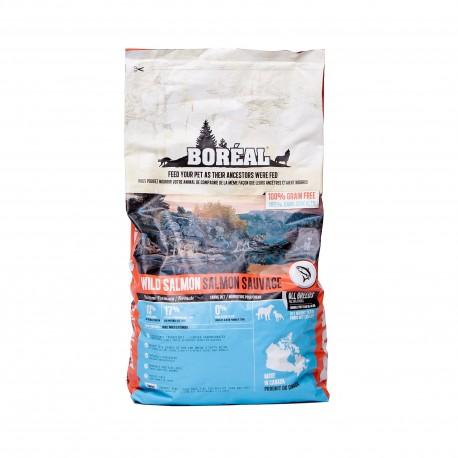 Boreal - 無穀物全犬野生三文魚配方 - 25 磅