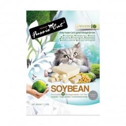 Fussie Cat - 日本環保豆腐砂 (雙孔) - 7 公升