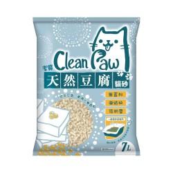 Clean Paw 潔寶 - 天然豆腐貓砂 - 7 公升