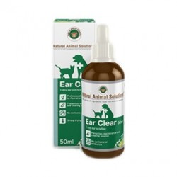 Natural Animal Solutions - 消炎止癢耳藥水 - 50 毫升