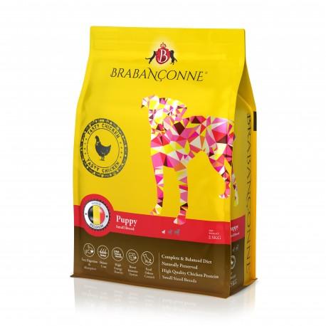Brabanconne 爸媽寵 - 小型幼犬雞肉配方 - 2.5 公斤