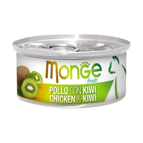 Monge 清新水果系列 - 鮮雞肉配奇異果 - 80 克