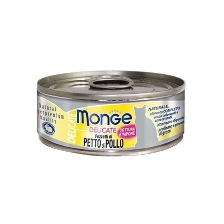 Monge 鮮味雞肉系列 - 純鮮雞肉 - 80 克