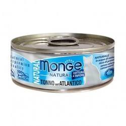 Monge 野生海洋系列 - 大西洋吞拿魚 - 80 克