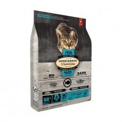 Oven-Baked 奧雲寶 - 無穀物全貓魚肉配方 - 5 磅