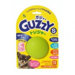 Guzzy - 100% 天然橡膠狗狗咀嚼玩具 - 細