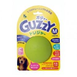 Guzzy - 100% 天然橡膠狗狗咀嚼玩具 - 中