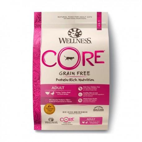 Wellness 寵物健康 - CORE 無穀物火雞拼鴨肉配方 - 11 磅