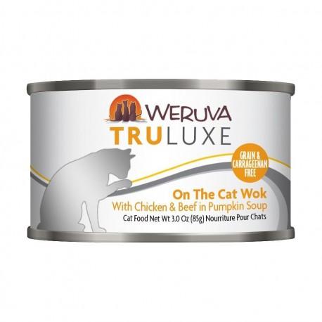 Weruva 尊貴系列 - 澳洲放牧牛、走地雞 - 85 克