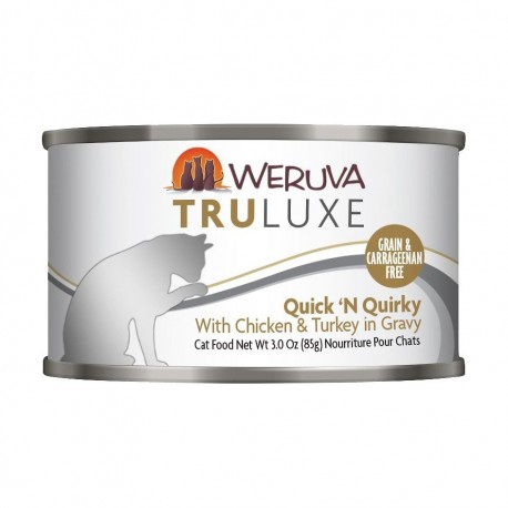Weruva 尊貴系列 - 走地雞、美國火雞 - 85 克